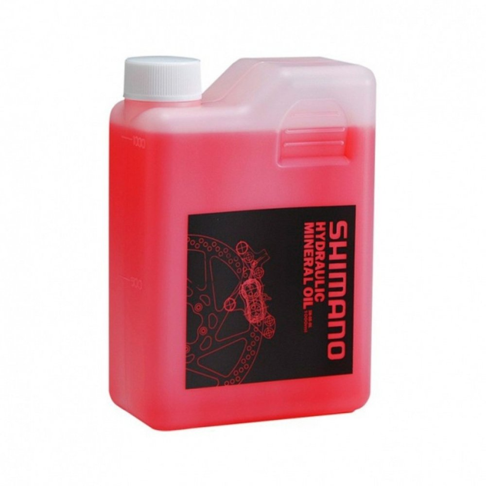 Óleo Mineral para Freio a Disco Hidráulico Shimano 1 Litro