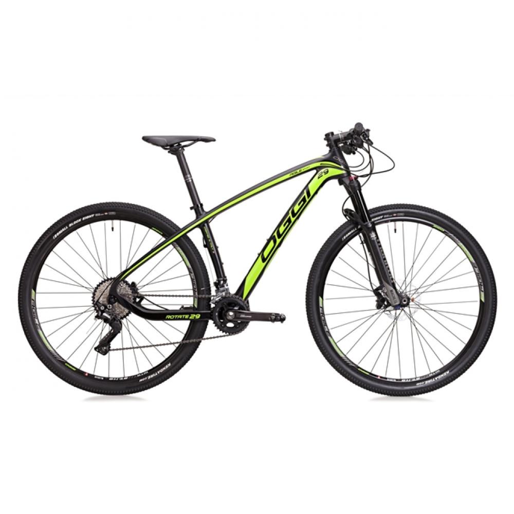 dea80ec43 Bicicleta Oggi Agile Sport Carbon 29¨2018   Bike Center