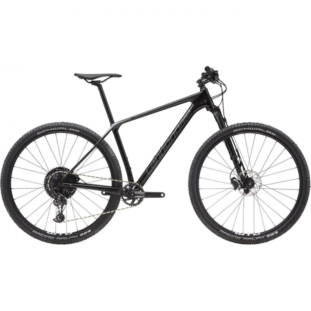 Bicicleta Cannodale F-SI Carbon 4 2019