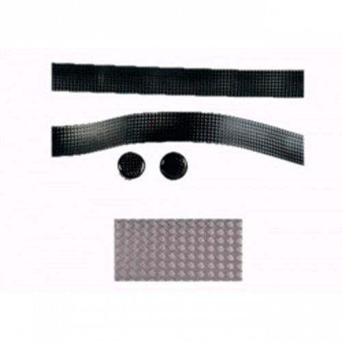 Fita de guidão Profile carbon preta