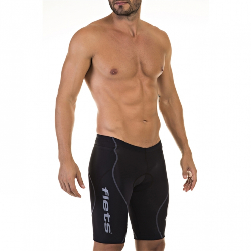 Bermuda de compressão Flets Brazilian Triathlon