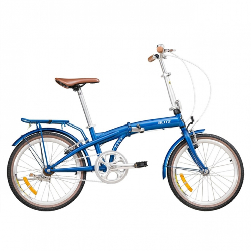 Bicicleta Blitz City Aro 20 Dobrável