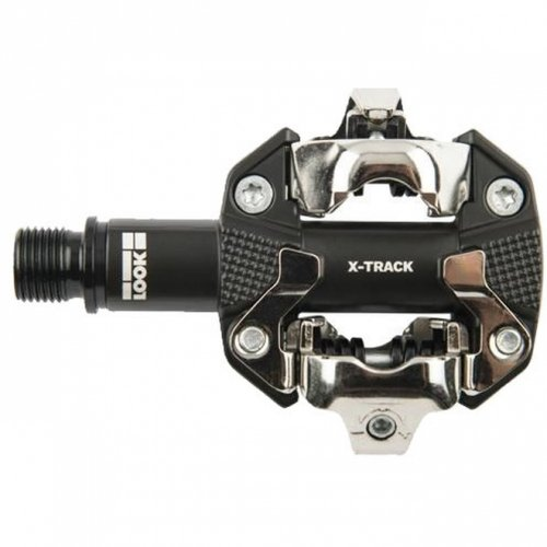 Pedal LOOK X-TRACK Cinza