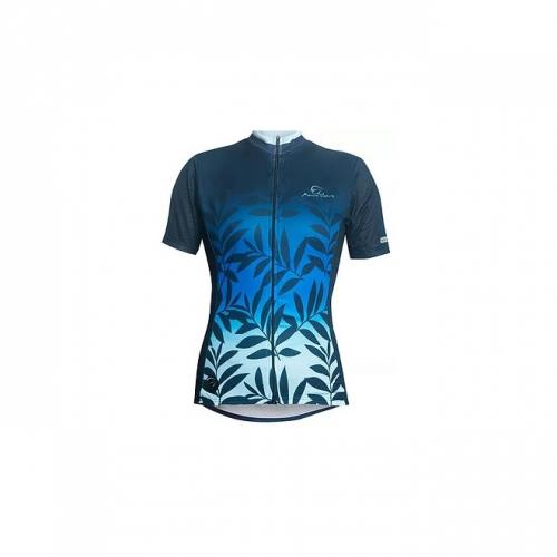 Camisa ciclismo feminina Nature Mauro Ribeiro