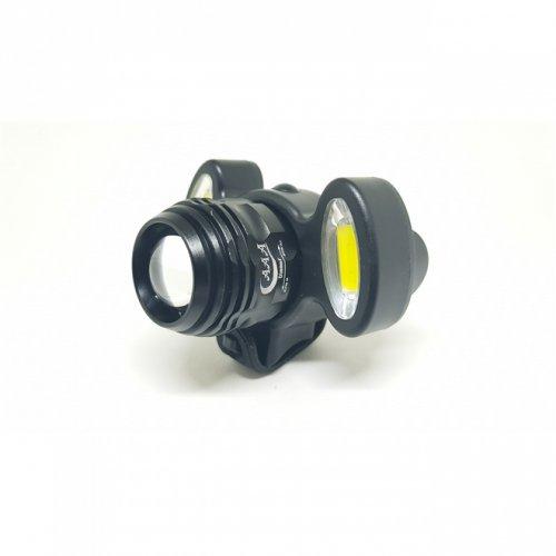 Lanterna Farol 2COB + LED