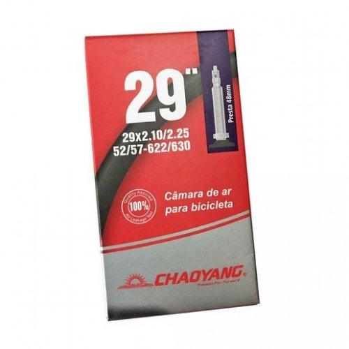 Câmara 29x2.1/2.25 Presta 48mm Chaoyang
