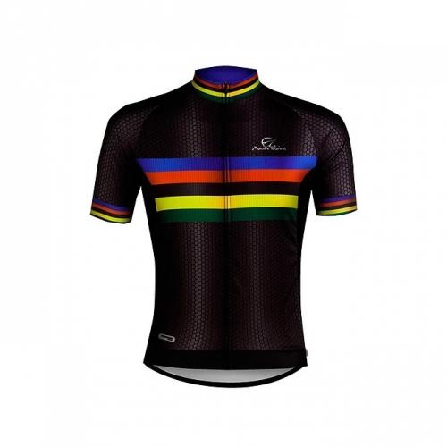 Camisa Ciclismo World Champion Mauro Ribeiro