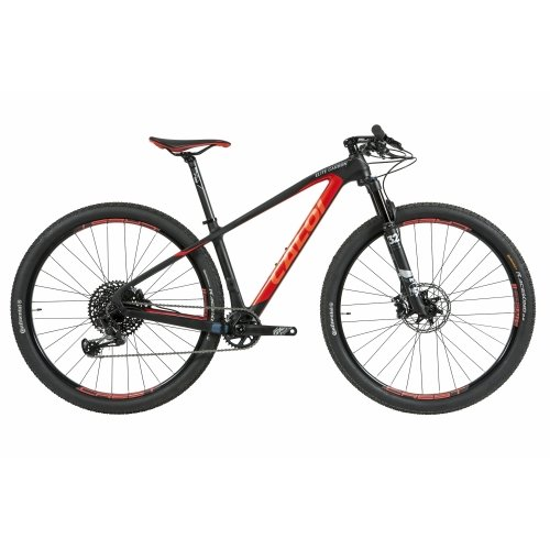 Bicicleta Caloi Elite Carbon Racing 2019