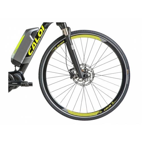 Bicicleta Elétrica Caloi E-Vibe City Tour 2020