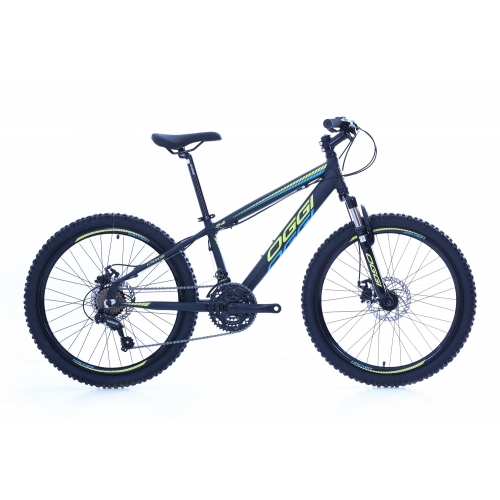 Bicicleta Oggi Hacker 24 2019