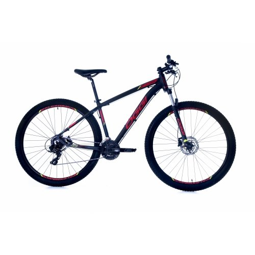 Bicicleta Oggi Hacker HDS 2019