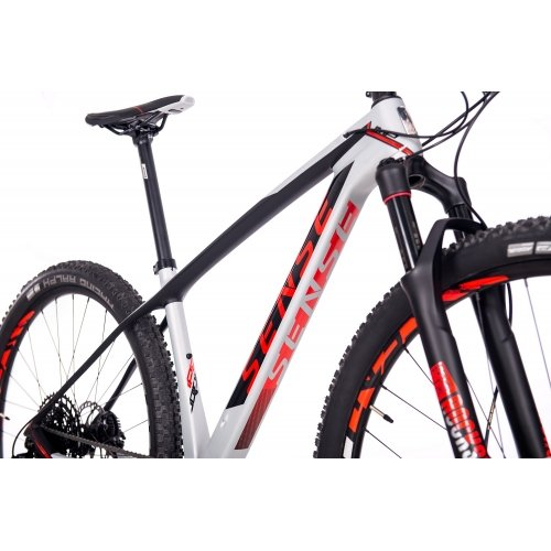 Bicicleta Sense Impact Carbon Comp 2019
