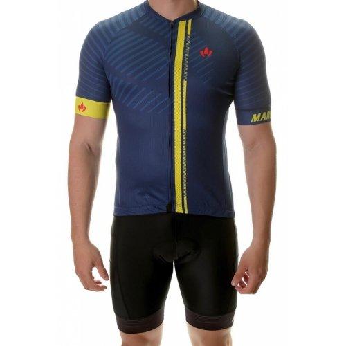 Camisa Ciclismo Marelli Europa Verti