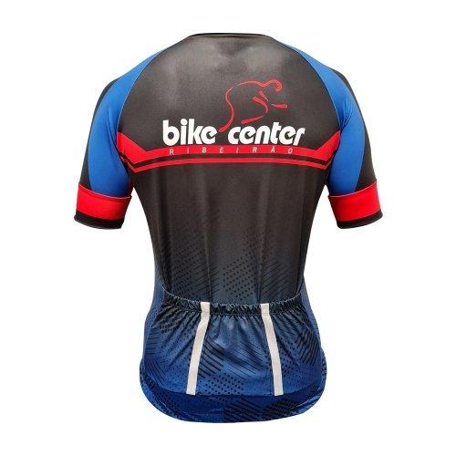 Camisa Ciclismo Masculina Bike Center Ribeirão 2022