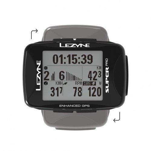 Ciclocomputador GPS Lezyne Super Pro