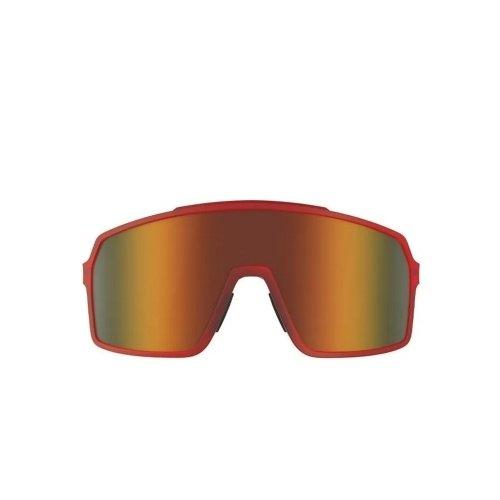 Óculos Ciclismo HB Grinder Dark Red Orange Chrome