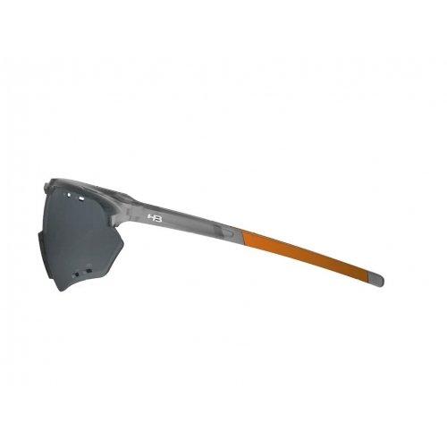 Óculos HB Shield Compact Mountain Silver
