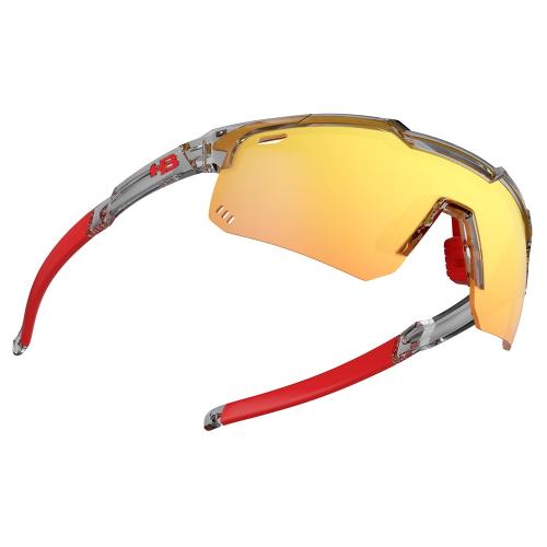 Óculos HB Shield Evo Mountain Multi Red