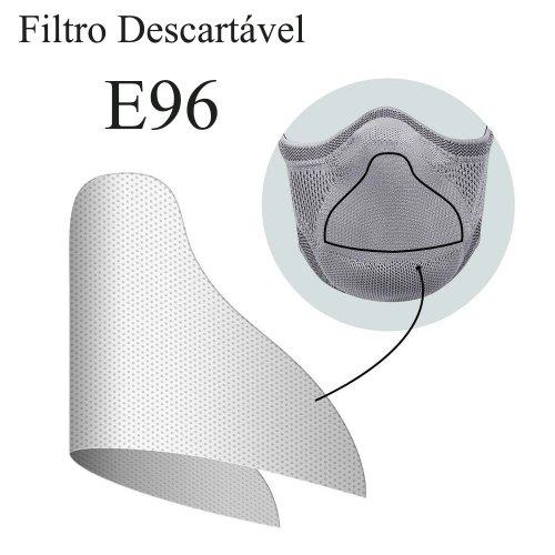 Filtros De Proteção Máscaras Knit 10 un