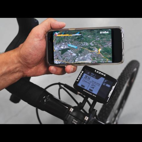 GPS  Lezyne Mega XL Loaded Ciclocomputador Bundle