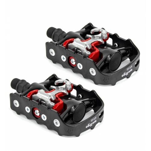 Pedal Wellgo Clip M-998 Dupla Face