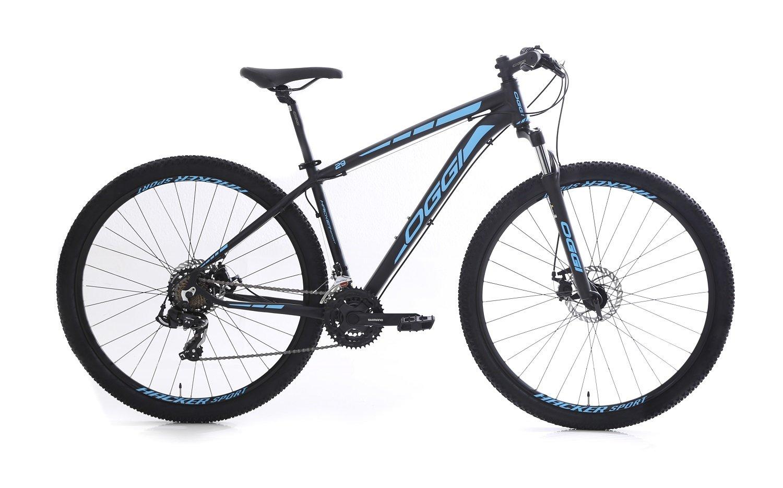 Bicicleta Oggi Hacker 2019