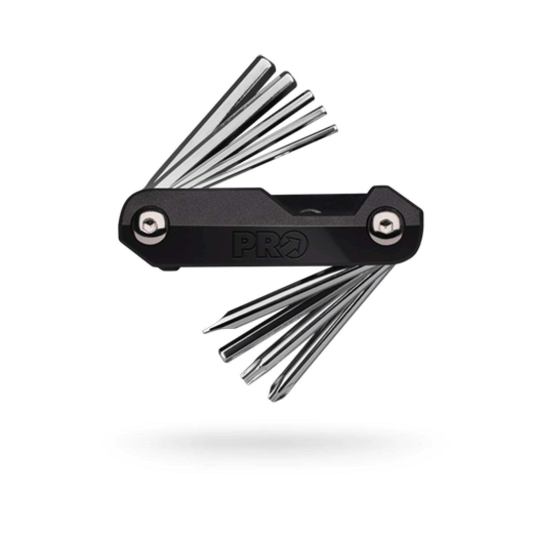 Canivete Pro Minitool 10 Funções | Bike Center